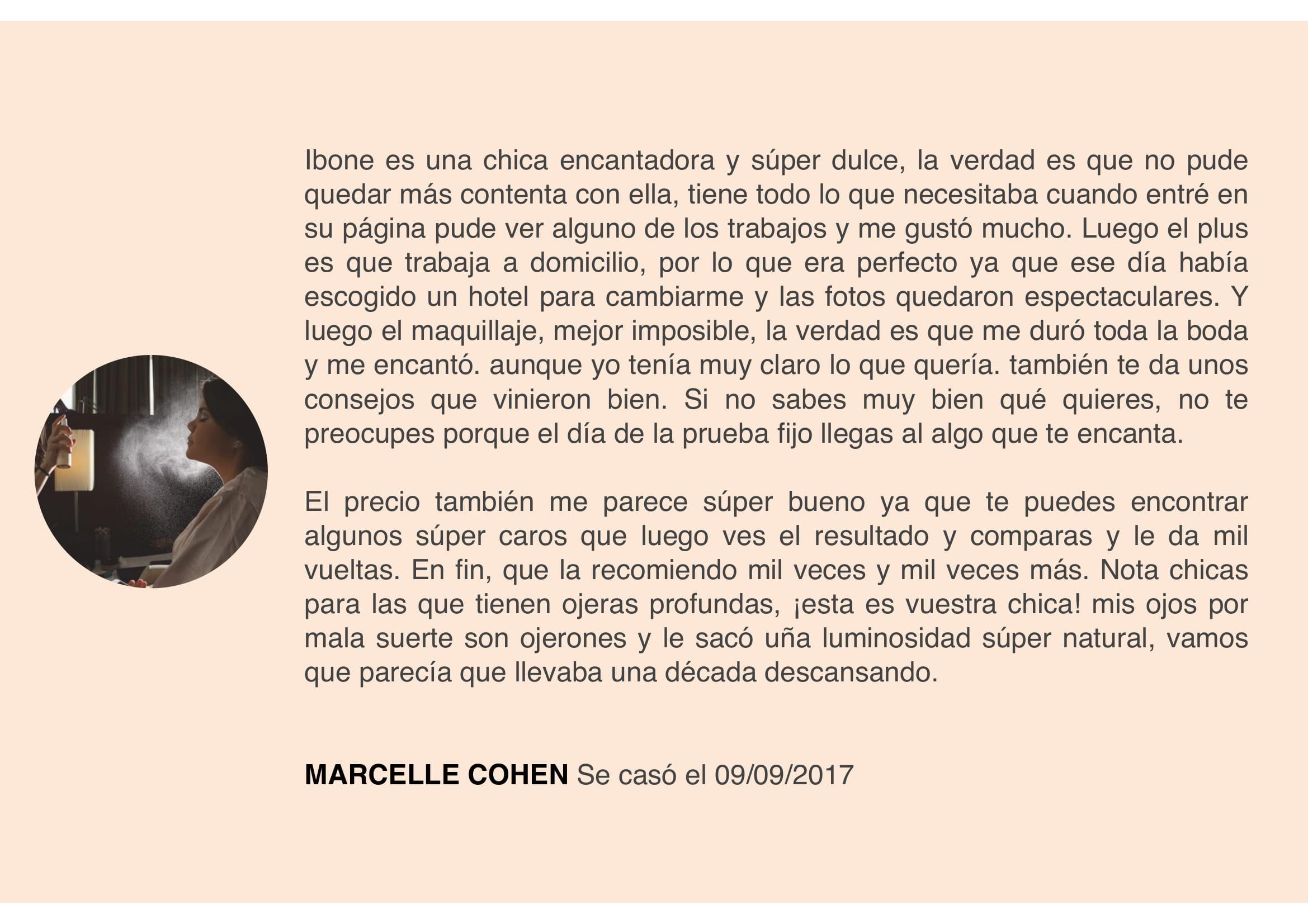 Recomendación Marcelle Cohen PDF-1